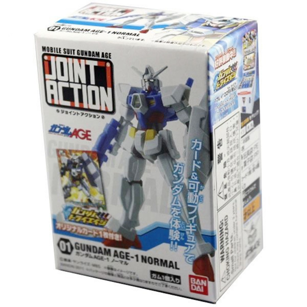 Toys Age 3 5 : Mobile suit gundam age normal action