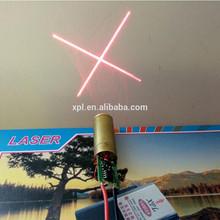 XPL-PCM660AR100 100mw 660nm red cross laser module(China (Mainland))