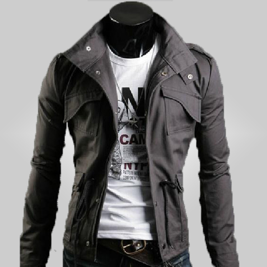 Cool Jackets For Men, Mens Designer Jackets & Stylish Mens Jackets If you're looking for mens fashion jackets and coats, this is the place to stock up on stylish men's outerwear. From spring to winter jackets for men, our men's casual jackets are constantly rotated to cover all seasons.