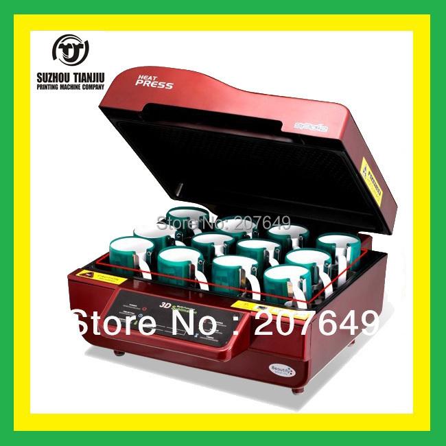 TJ 3D Multifunction Sublimation Transfer machine,Mug heat press ST-3042(China (Mainland))