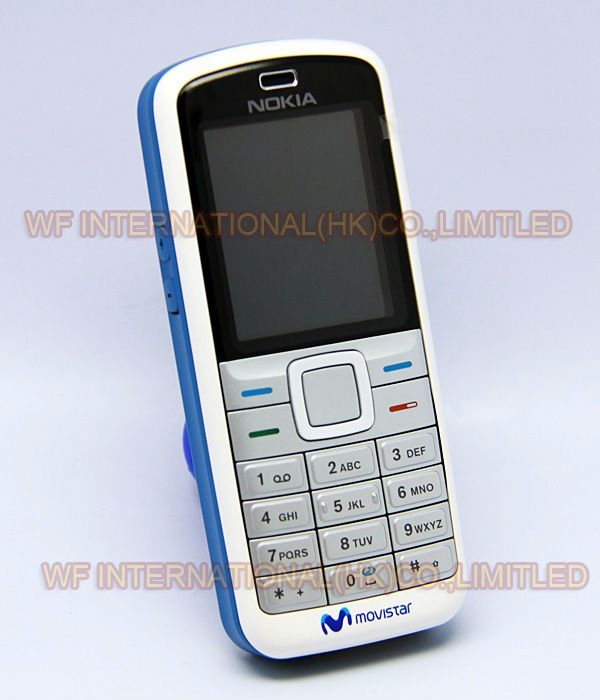 Nokia 5070 Mobile Cell Phone 2g Gsm Tri Band Unlocked