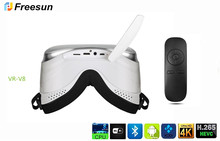 Smart Virtual Reality 3D smart glasses smart helmet android 4.4 Glasses, no need any mobile