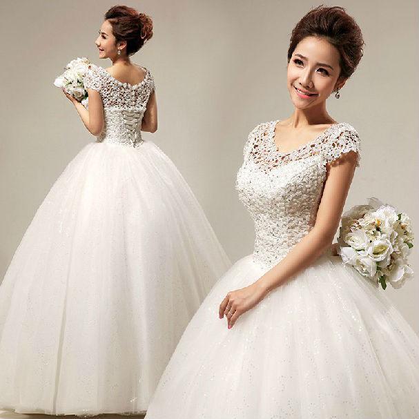 Bling Wedding Dresses 2015 Wedding Dress 2015 Elegant