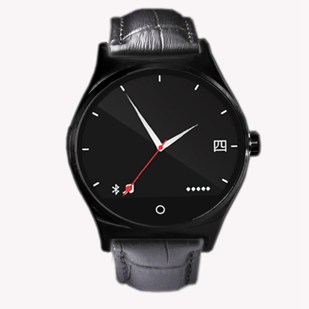 GL09 Smart Watch Phone Heart Rate Wristwatch Inteligente Reloj with Pedometer Sedentary Remind Remote Camera Bluetooth Anti-Lost<br><br>Aliexpress