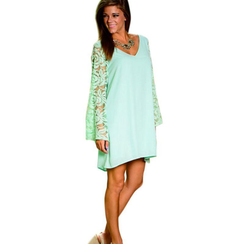 Amazing  Loose Dresses Women Free Shippingin Dresses From Women39s Clothing