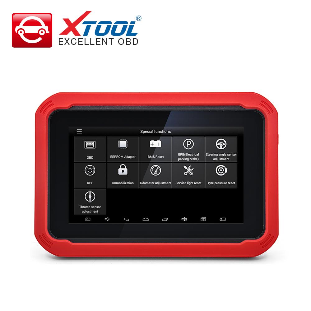 2016 XTOOL X-100 площадку планшет ключевые программер с EEPROM адаптер X100 PRO X-100 X 100 программер авто ключ