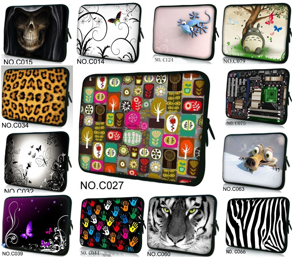 """10"""" hot design Netbook Laptop Sleeve Bag Case For 10.1"""" 10.2"""" Google Android Tablet(China (Mainland))"""