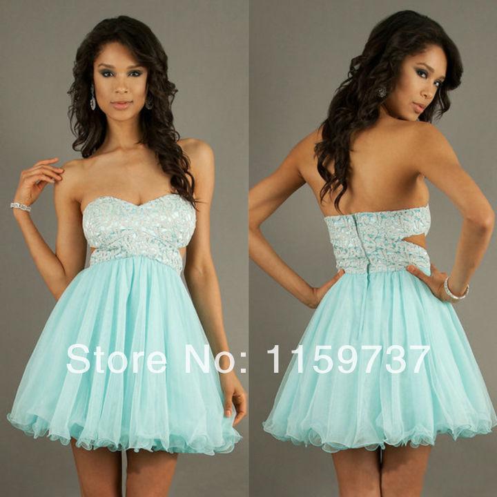 Красивые платья для молодых