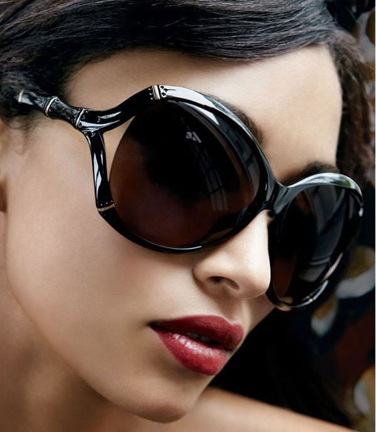 Latest Glasses Frames For Ladies : 2015 New Luxury Sunglasses for Women Brand Designer Summer ...