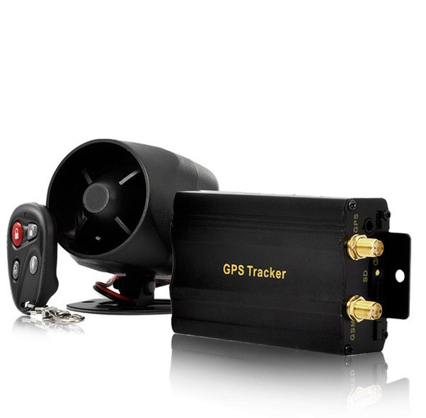NEW GPS/SMS/GPRS TRACKER tk103 TK103B VEHICLE TRACKING SYSTEM WITH REMOTE CONTROL(China (Mainland))