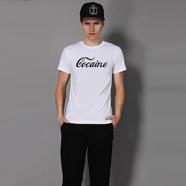 Cocaine T shirt 12