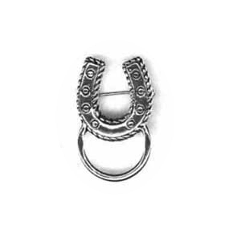 2016 new decorative pattern totem horse shoe pin brooch eyeglasses holder fashion ornament jewelry accessory 6pcsx free shipping(China (Mainland))