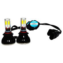 New 9005 HB3 H10 Car Led Headlight Bulb 80W 8000LM/PAIR 6000K High Power COB Car Auto Cree LED Headlight Led Lamp 12V Kit
