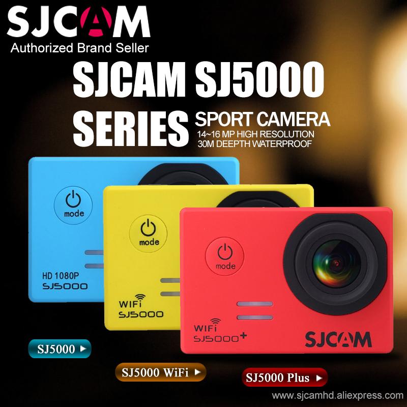 Спортивные и экшн-камеры из Китая