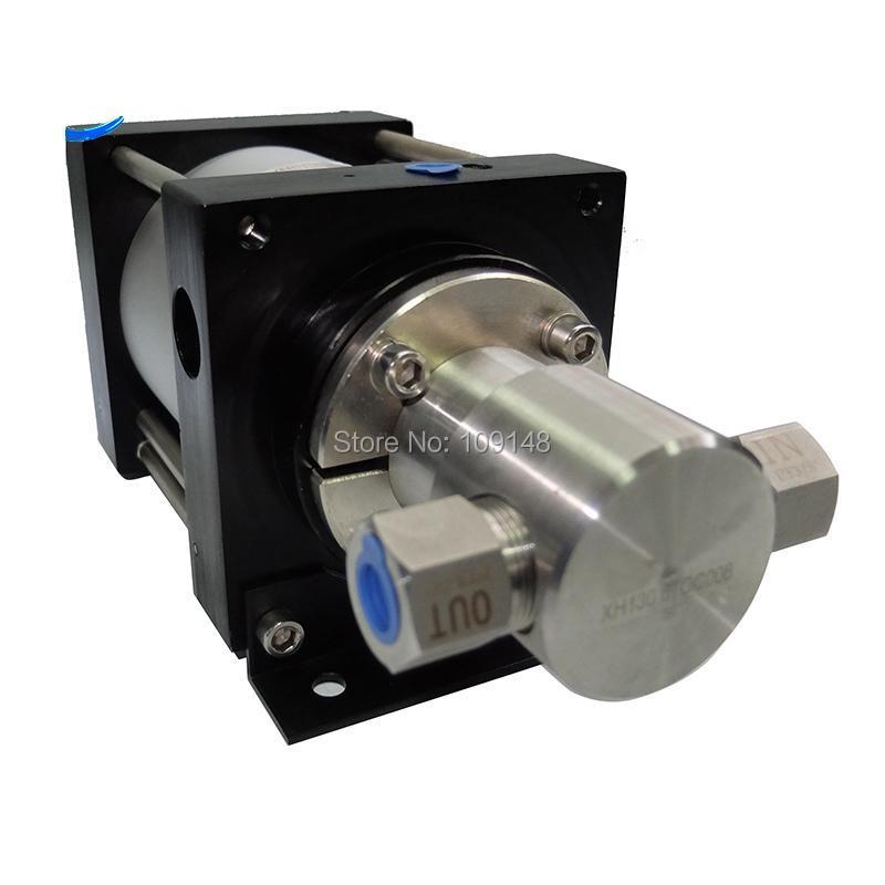 Good seller free shipping :Model XH100 800 bar High pressure pneumatic hydro test pump ,pipe pressure test pump(China (Mainland))