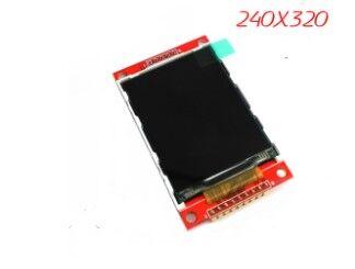 "SPI TFT LCD Display Module Chip ILI9340C PCB SD Card 2.2"" Serial 240x320 New(China (Mainland))"