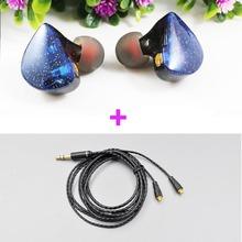 New SENFER UES Custom Made In Ear Earphone Dynamic And BA Hybrid Headphone As UE900S HIFI Monitor Headset With MMCX Interface(China (Mainland))