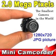 Hot sale Cmos Super Mini Video Camera Smallest Pocket Camera 640*480 480P DV DVR Camcorder Recorder Web Cam 720P JPG Photo(China (Mainland))
