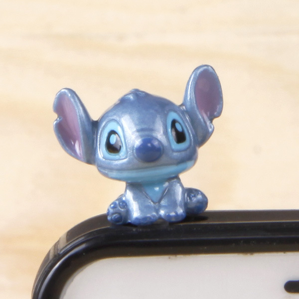 STITCH Earphone Dust Plugs Jack Cap for iPhone4S iPad2 iPod HTC BlackBerry Samsung MP3 MP4(China (Mainland))