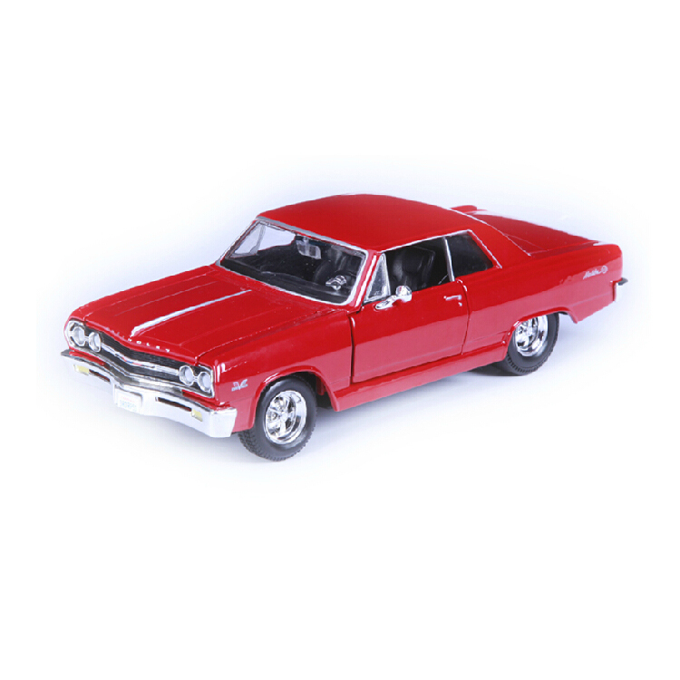 Brand car Model for Chevrolet Malibu 1:24 Alloy Diecast miniature car for Maisto collection gift Toy(China (Mainland))