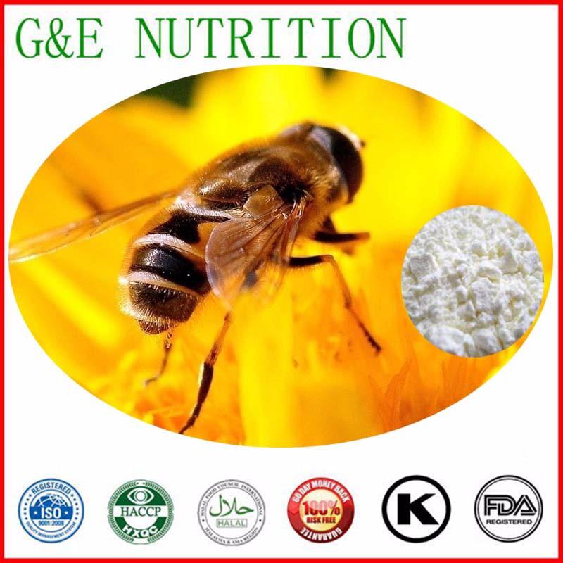 Bee Pollen Powder, Royal Jelly Powder , Propolis Extract     10:1  500g<br><br>Aliexpress