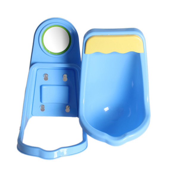 Гаджет  Free Shipping Children Potty Toilet Training Kids Urinal Plastic for Boys Pee 4 Suction E5M1 None Строительство и Недвижимость