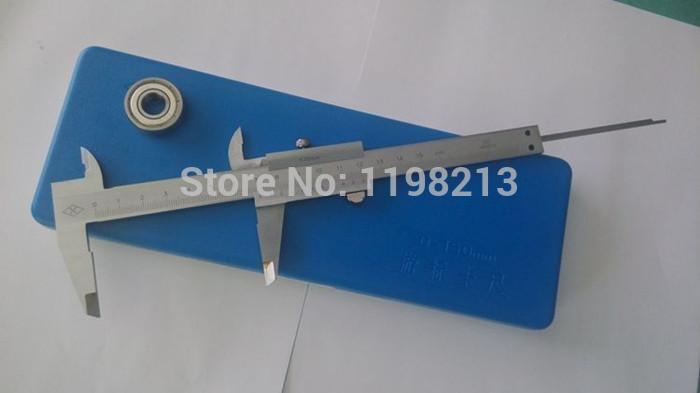 10pcs 150mm steel Vernier Calipers Measuring Length, Inside,Outside, Depth,step measurement<br><br>Aliexpress
