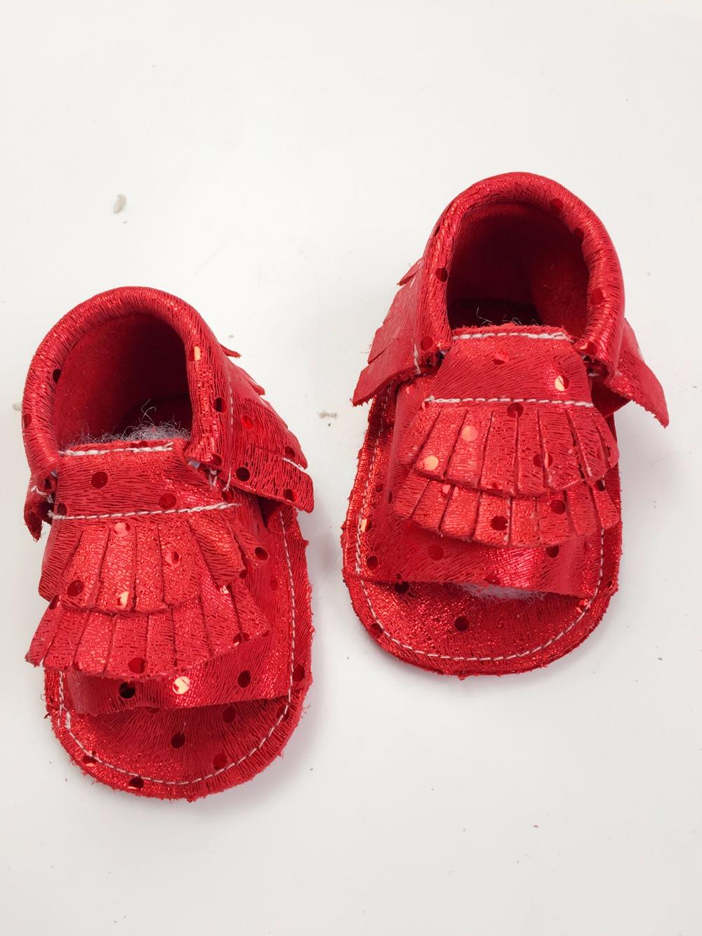 glitter polka dot baby dress shoes handmade