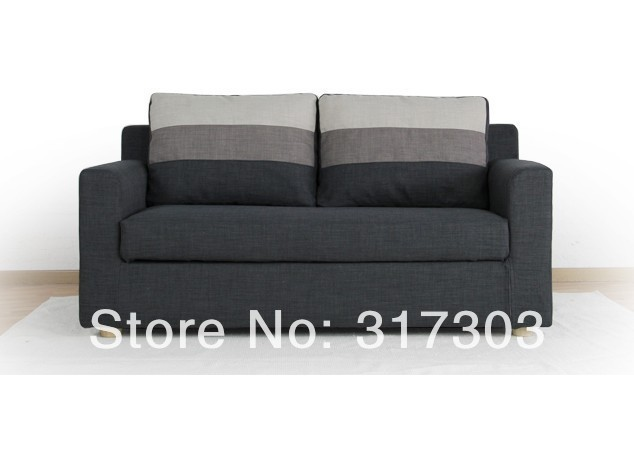 Wholesale best quality sofa bed modern fashion design, 3 seat storage sofa for small house use can make 1+2+3 section Y8001(China (Mainland))