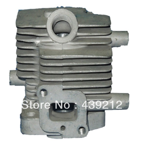 Air cylinder 32F-4 for brush cutter tools include piston,pin,ring(China (Mainland))