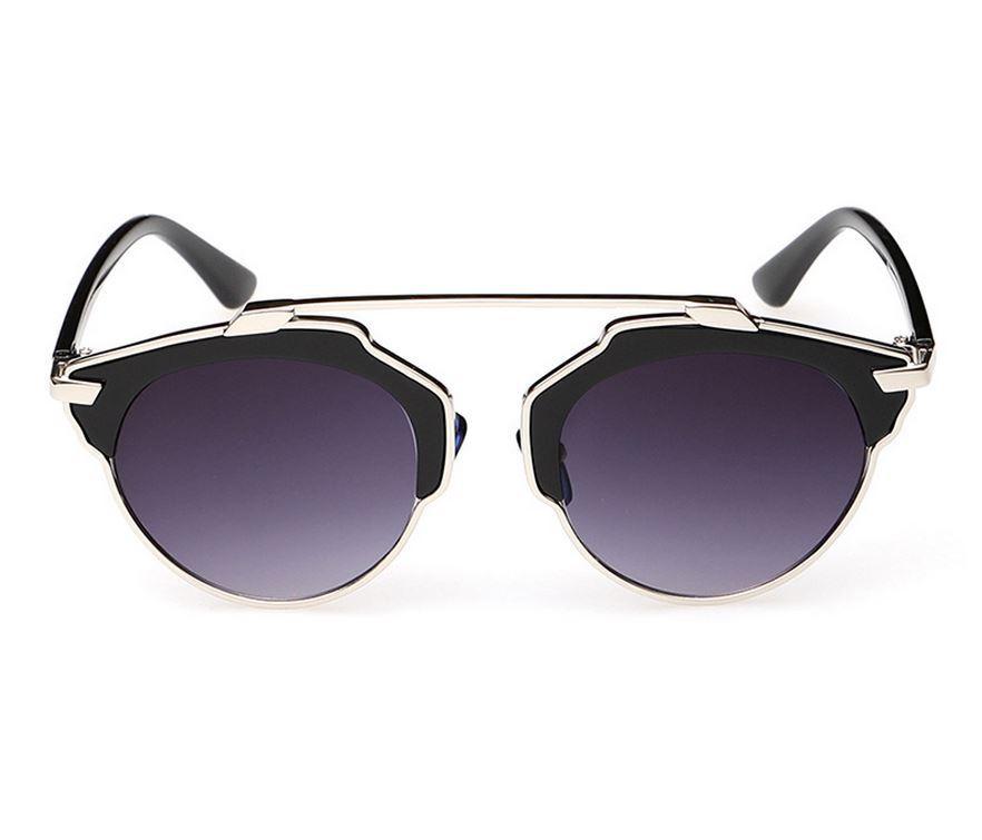 2015 New Luxury Cat Eye Sunglasses Women Vintage Retro Designer Fashion Sunglass Men Retro Sun Photochromic