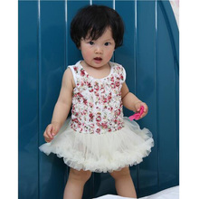 Summer Baby Boy Body Flower Newborn Bodysuit Sleeveless Baby Clothes Princess Baby Wear For Girl(China (Mainland))