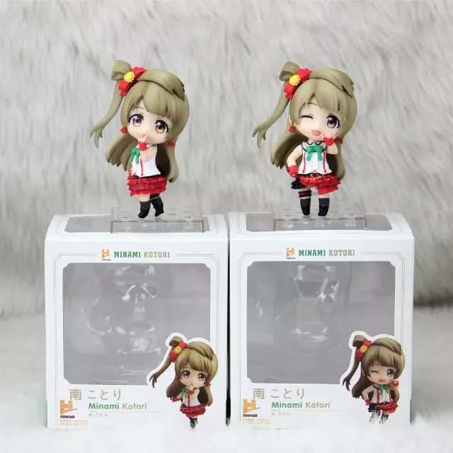 font b Anime b font Figure 2PCS SET Love Live School Idol Project Minami Kotori
