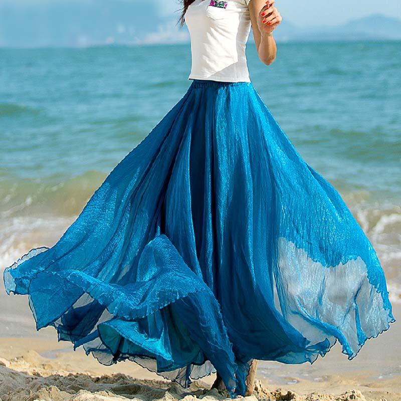 всей России купить длинную пляжную юбку теперь невозможно представить