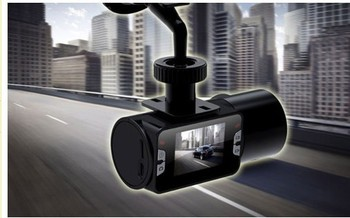 Free Shipping Video Cameras H190,Car Black Box H190 With Original Protruding Lens & HD 720P & 150 Degrees Wide Angle