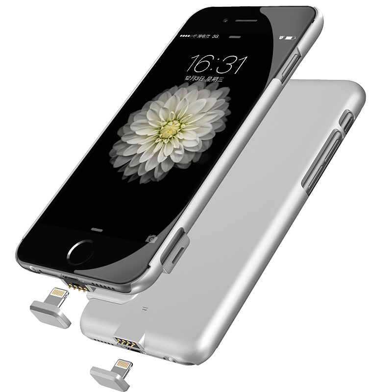 iMeaning Ultra thin Li polymer Battery Cover for iPhone 6