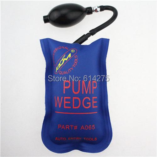 KLOM PUMP WEDGE Airbag (small ) New Universal Air Wedg,.. LOCKSMITH TOOL lock pick set door lock opener padlock tool cross pick(China (Mainland))