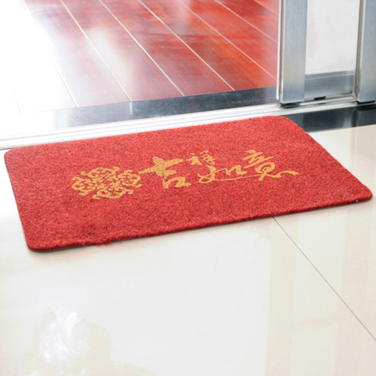 All the best Kitchen Living Room Bedroom Bathroom Door Mat Environmental Protection Carpet Water Absorbent Non SlipCB92(China (Mainland))