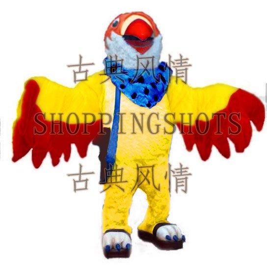 Eagle falcon adult MASCOT COSTUME R00194 Fancy Dress cartoon free shipping(China (Mainland))