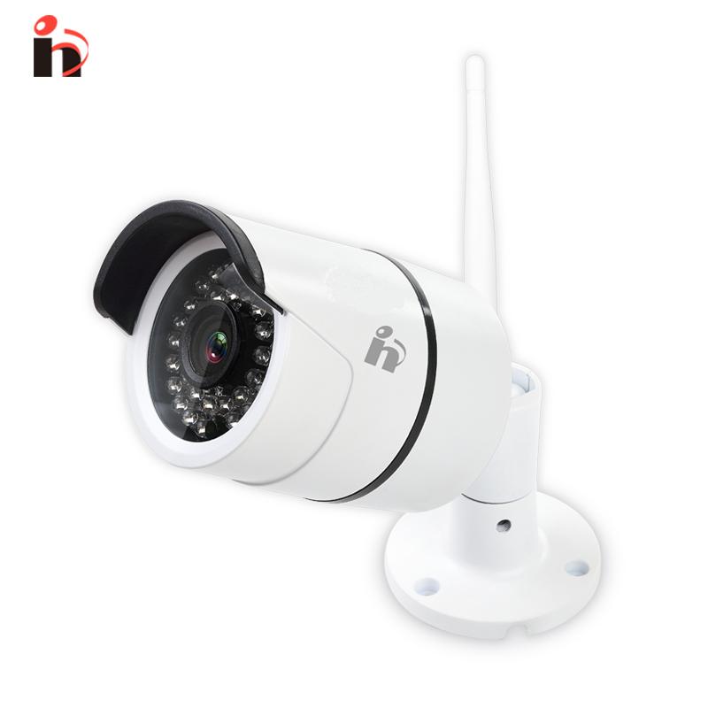 H HD Full 1080P Waterproof Wifi IP Camera 2.0MP Outdoor Wireless Network Camera Night Vision P2P Bullet security camera ONVIF(China (Mainland))