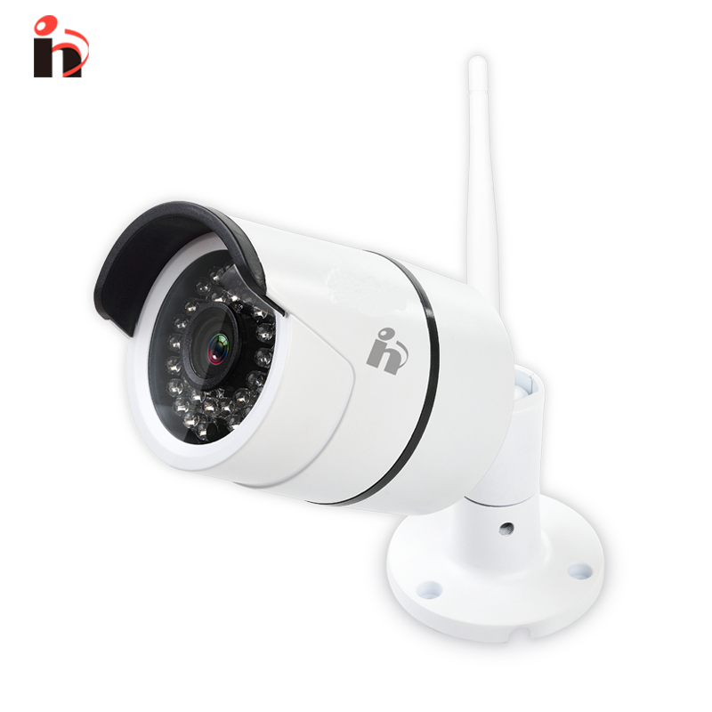 H HD Full 1080P Waterproof Wifi IP Camera 2.0MP Outdoor Wireless Network Camera Night Vision P2P Bullet security camera ONVIF(China (Mainland))