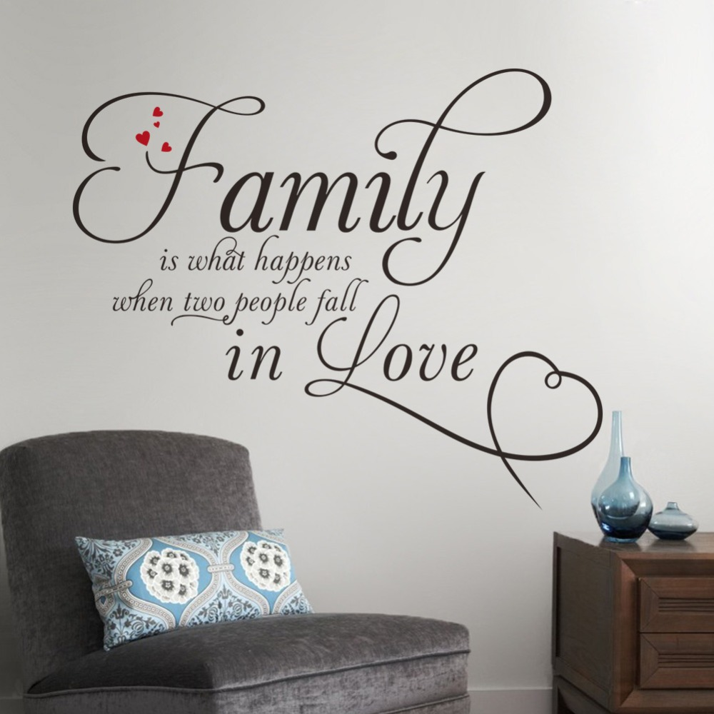 Wall Decoration Home Decor Removable Vinyl Decal Art
