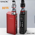 Electronic Cigarette SMOK Nano One Vape 80W Box Mod Kit Nano TFV4 Atta or Brit Atomizer