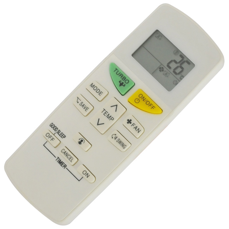 Vente en gros air conditioner remote control for daikin d 39 excellente qualit de grossistes - Telecommande climatiseur universel ...