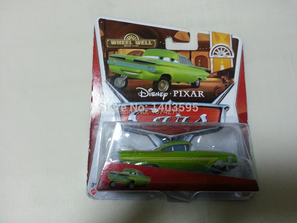 Pixar Cars Body Shop Ramone Metal Diecast Toy Car 1:55 Original Boxed Brand New In Stock & Free Shipping(China (Mainland))