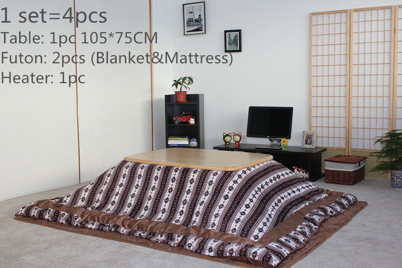 Comprar 4 unids set kotatsu japon s - Comprar futon japones ...