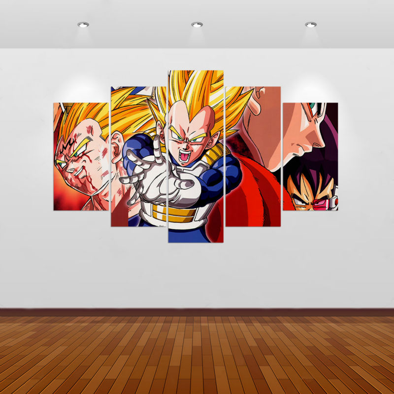 Dragon art print promotion shop for promotional dragon art for Dragon ball z living room