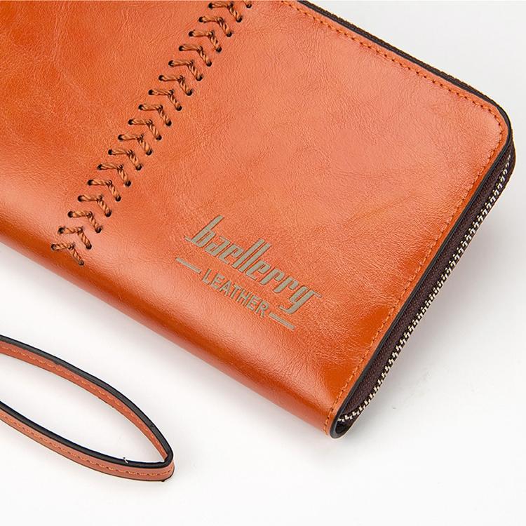 Baellerry деловой мужской клатч кожаный длинный держатель для карт кошелек мужчин 3290925333_1672417541