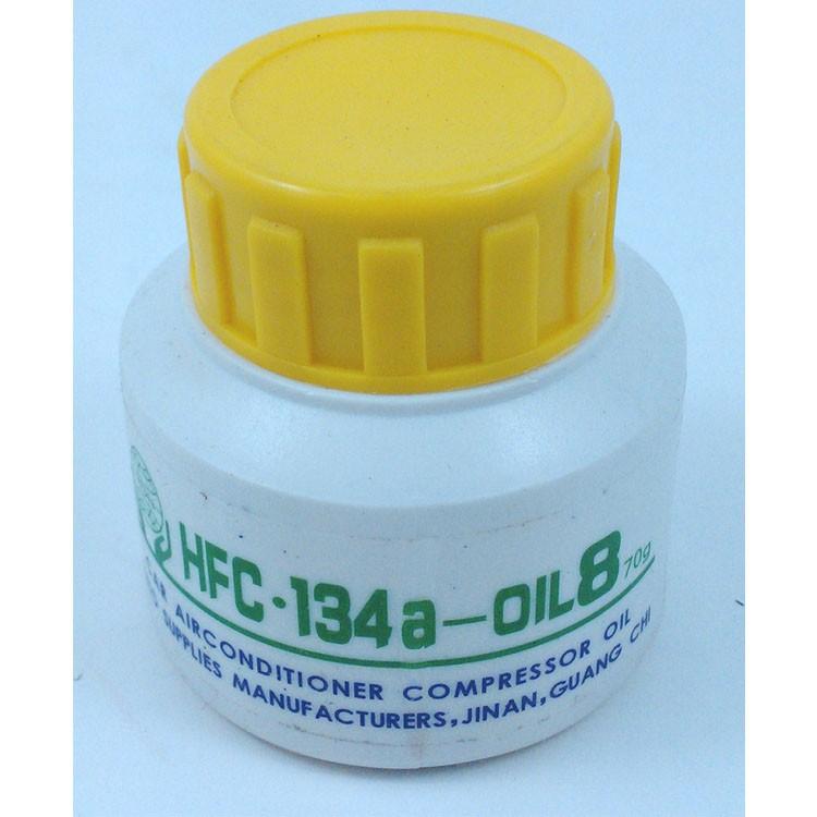 4pcs automotive air conditioning refrigerant oil air conditioning refrigerant R134a refrigerant oil frozen oil once Refrigerant
