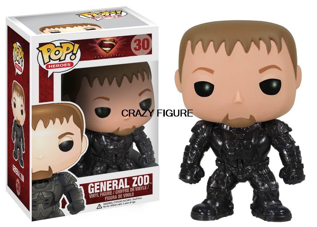 N- 2015 NEW Spot Funko POP! Footer of steel General Zod Zod Superman doll doll<br><br>Aliexpress